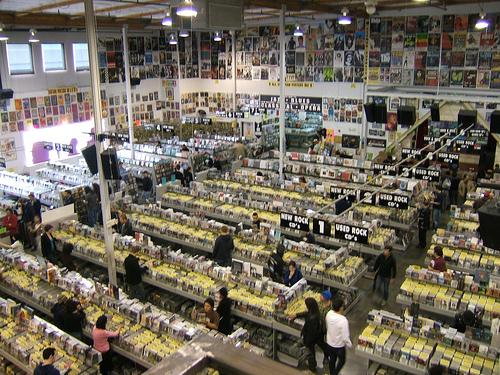 Legendary Record Store Amoeba Music Launch Digital Vinyl