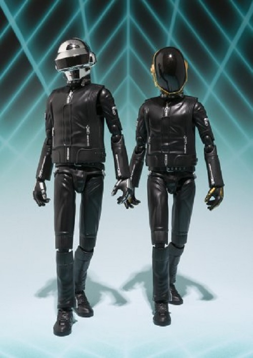 New Daft Punk dolls set for release this Christmas