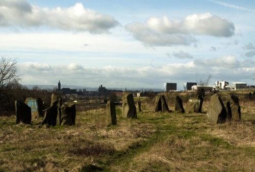 sighthill-stone-circle-glasgow