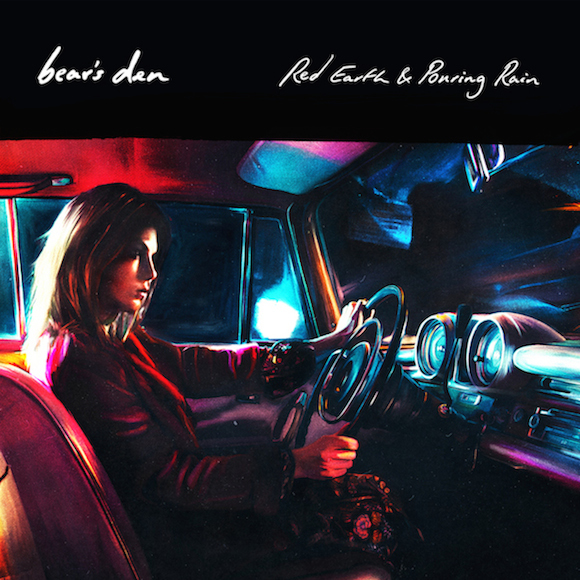 Image result for bears den red earth and pouring rain album cover