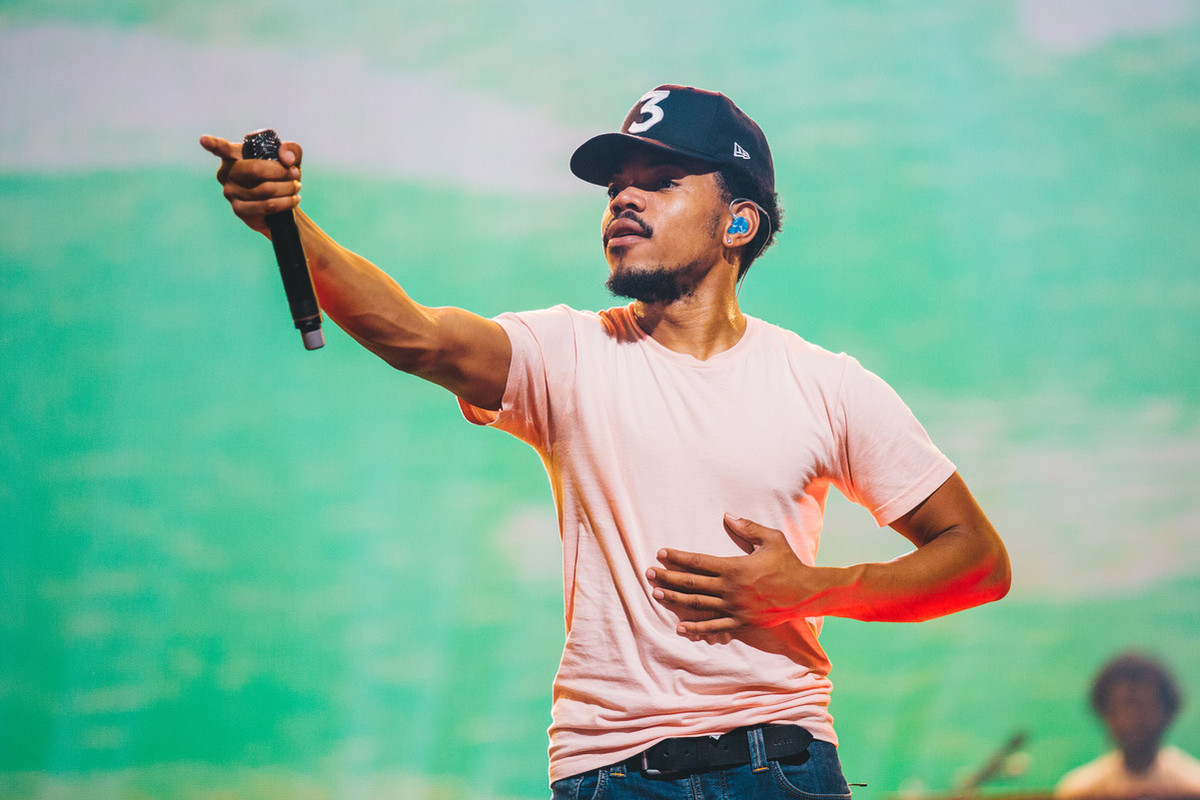 Bringing the choir to Camden: Chance the Rapper live in London