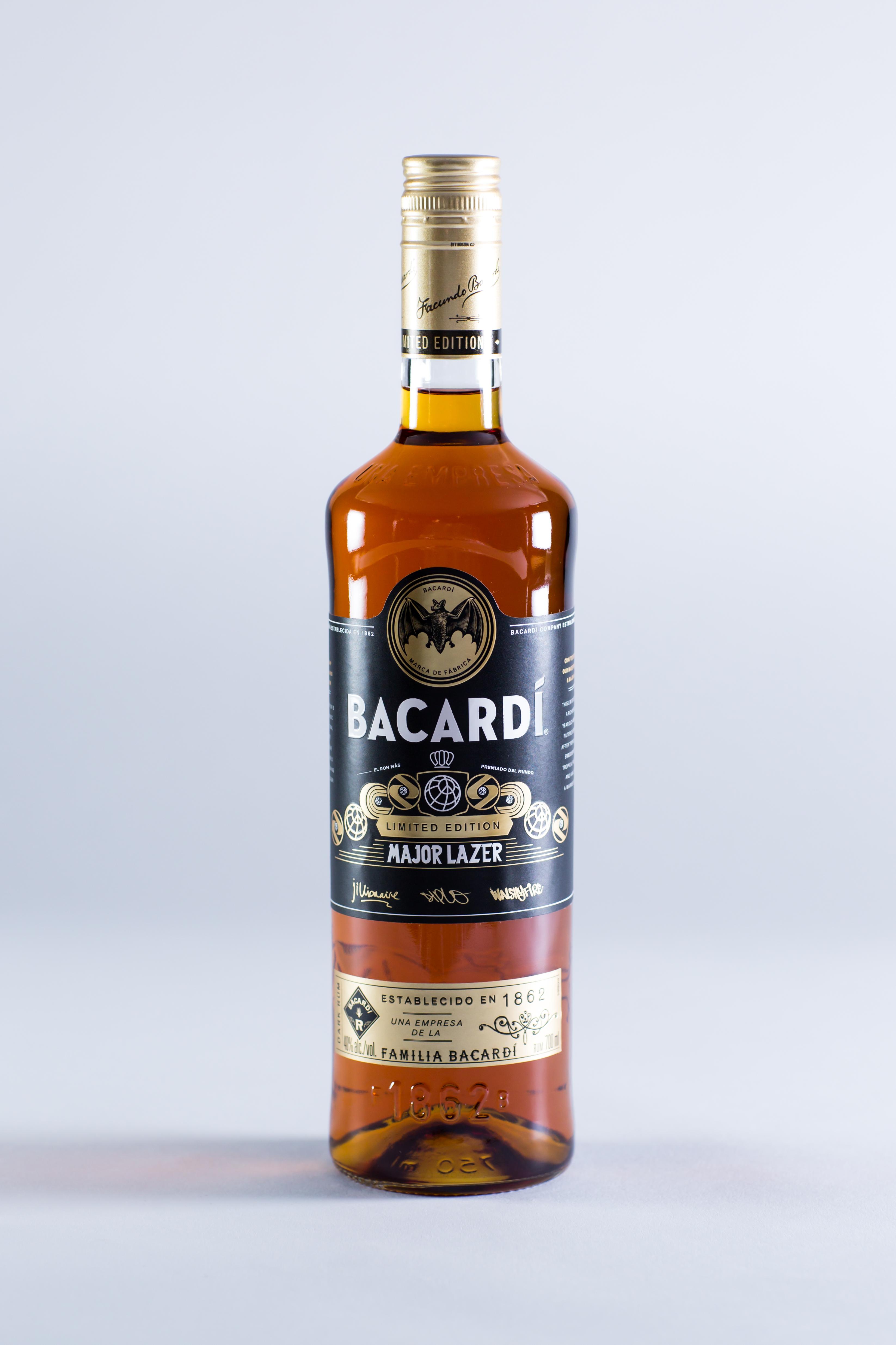 Major Lazer rum