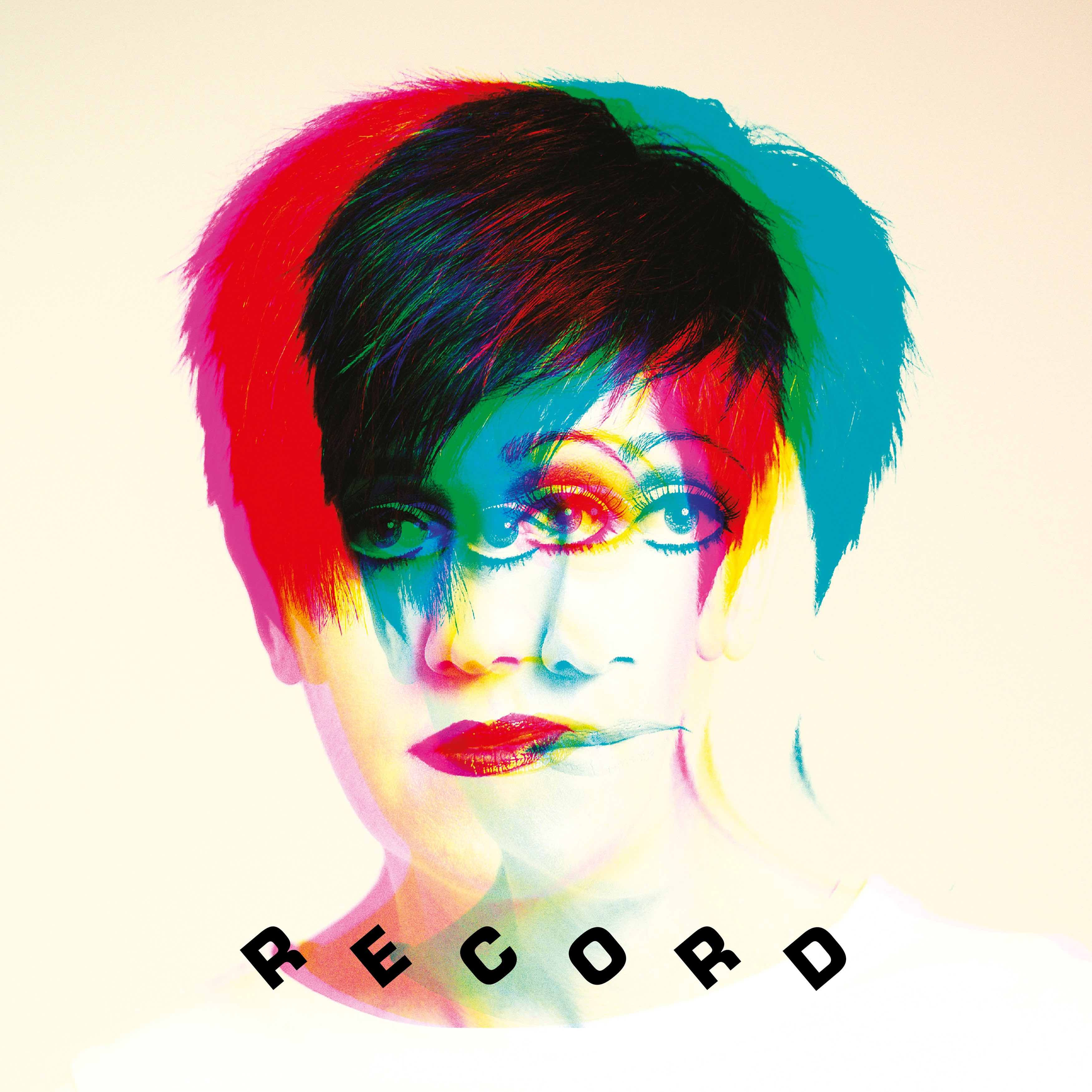 Tracey Thorn - Record Album Cover